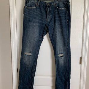 John Varvatos U.S.A. Bowery Slim Straight Jeans